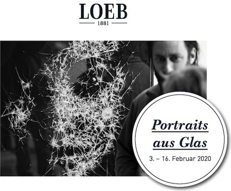 SIMON BERGER – Portraits aus Glas