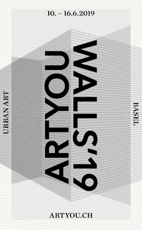 ARTYOU WALLS'19 – URBAN ART BASEL