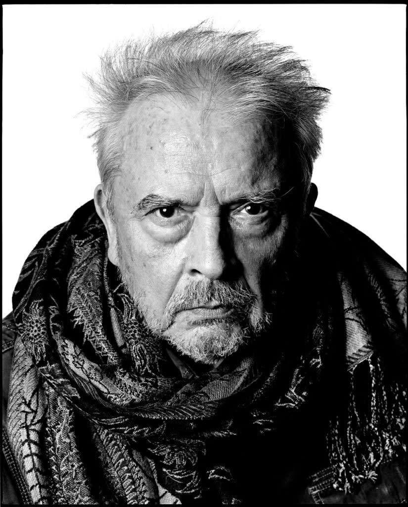 David Bailey speaks to the Lyons Gallery