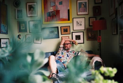 Sculpture OO1 | In conversation with Visual Artist Rob Ryan