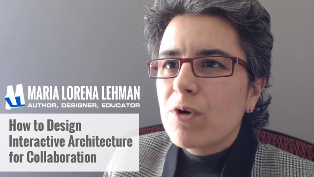 How to Design Interactive Architecture for Occupant Collaboration