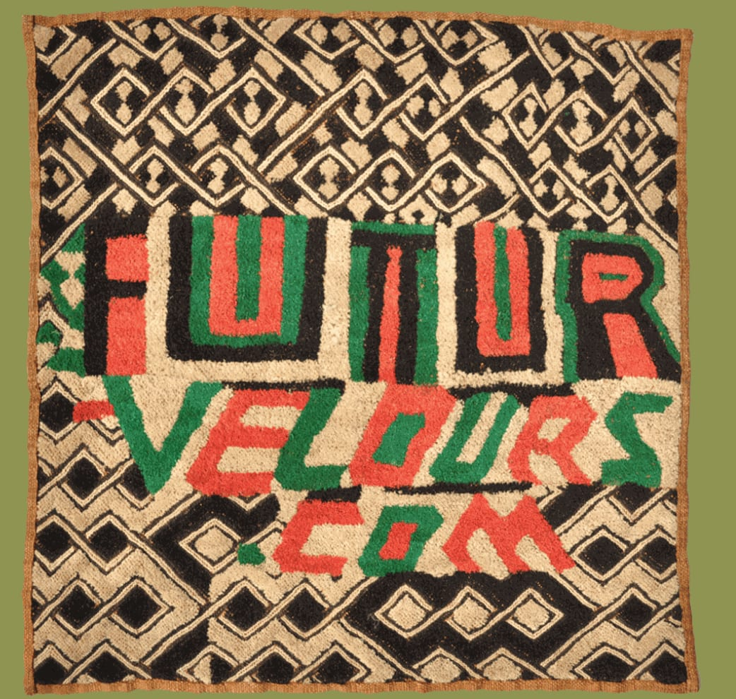 Futur-velours.com – have your own design created as a Shoowa textile