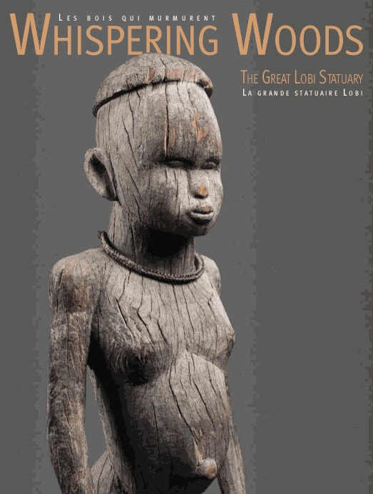 """""""Whispering Woods – The Great Lobi Statuary"""" exhibition catalog available online for free"""