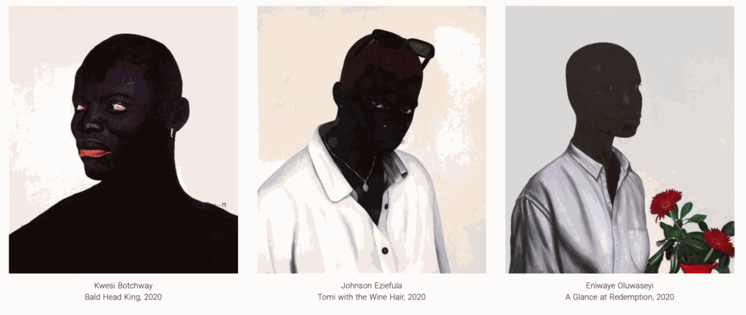 The celebration and emancipation of blackness in contemporary African portraiture