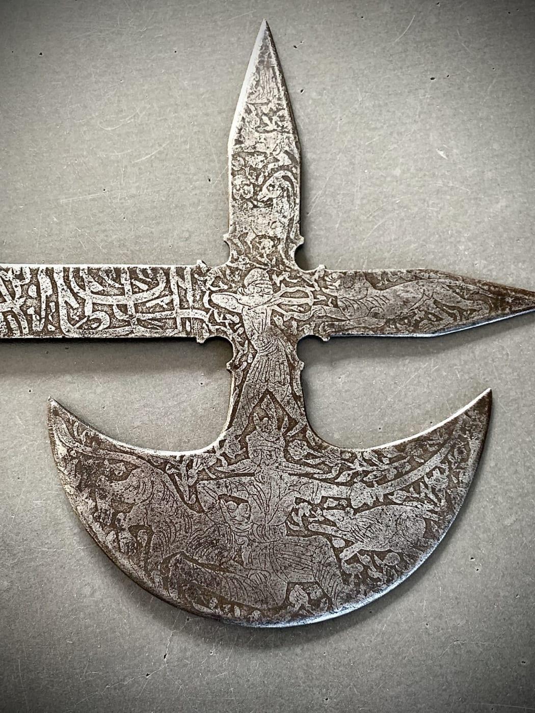 Help needed deciphering inscriptions on a Mahdist knife