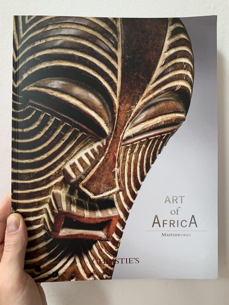Auction alert: Christie's, Art of Africa – Masterworks, New York, May 14, 2019