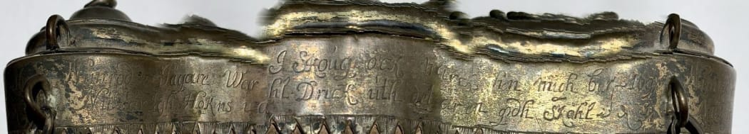Help needed deciphering an old inscription