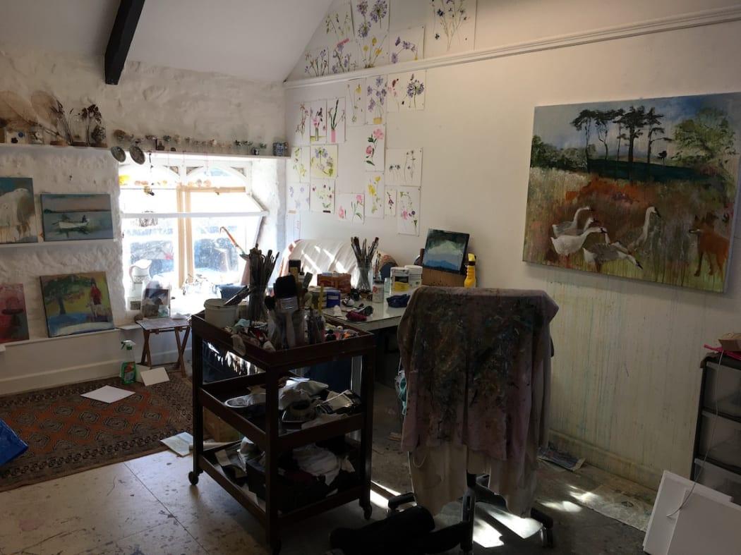 Nickie's Home Studio