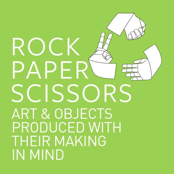C&C's next exhibition will be Rock Paper Scissors