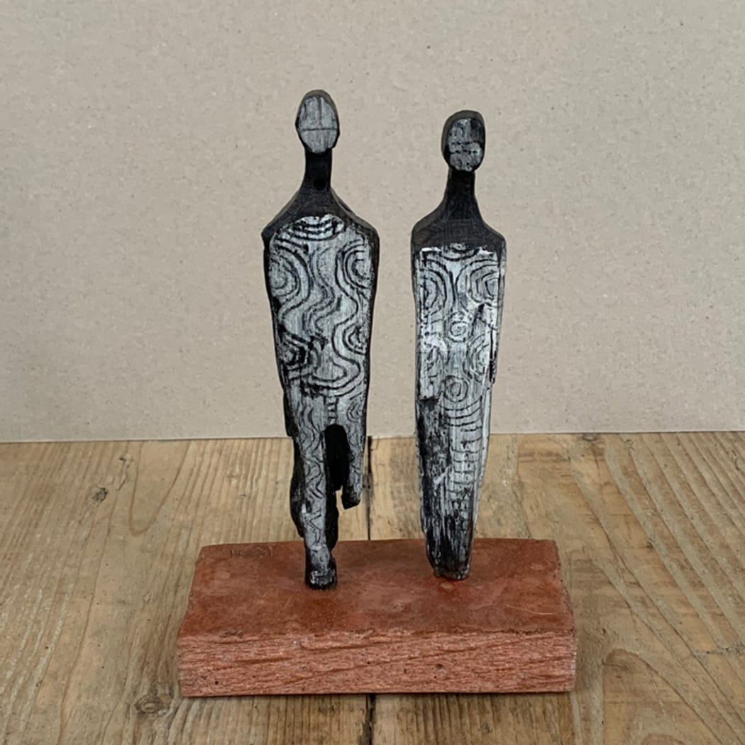Seeing the humanity embodied in sculptures by Roger Hardy