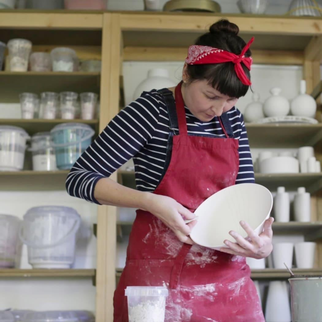Katharina Klug - ceramic alchemy
