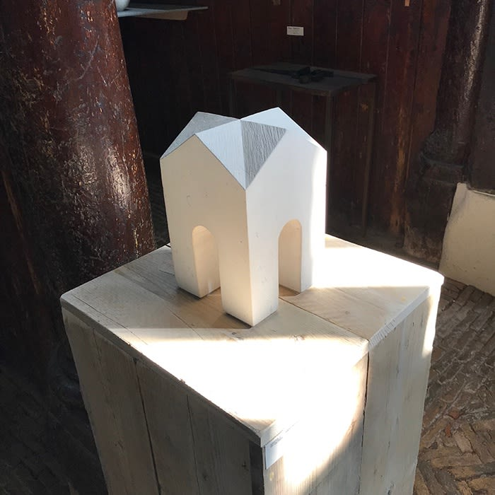 Home Design - sculpture by Gary Breeze
