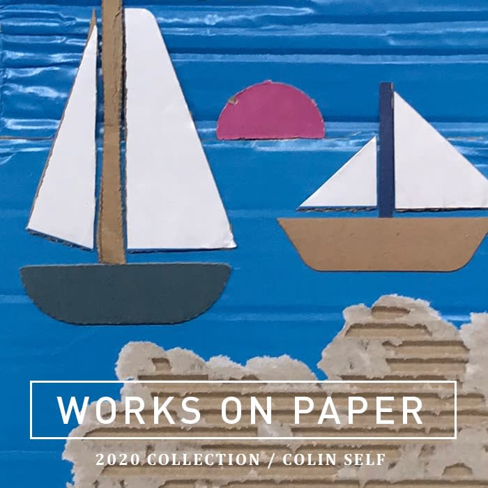 2020 Vision - our Works on Paper collection