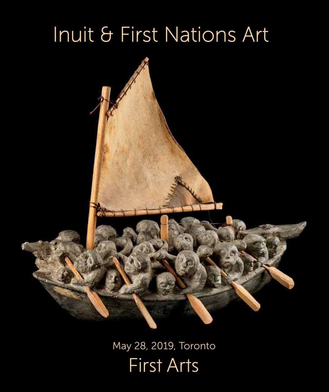 New Company Smashes World Record Auction Price for a Work of Inuit Art