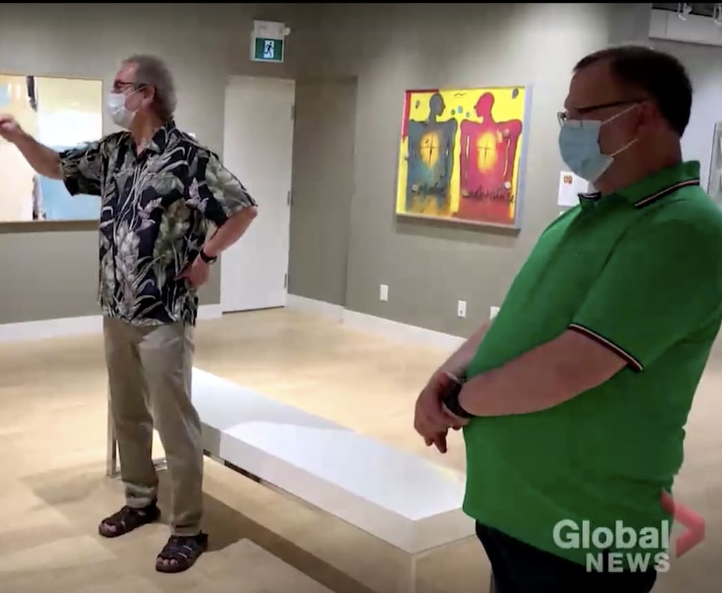 Global News Interview and Virtual Tour
