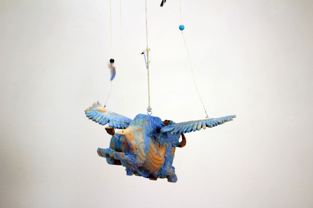 Armond Lara, Flying Blue Buffalo Series