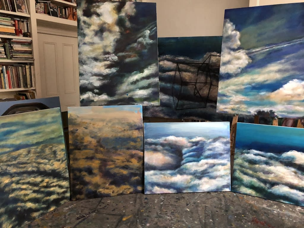 Studio sea/sky scapes Jan 2020