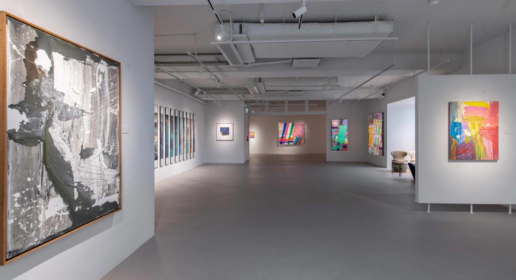 ARTpiece 14 | The abstract art of Albert Irvin and Li Lei