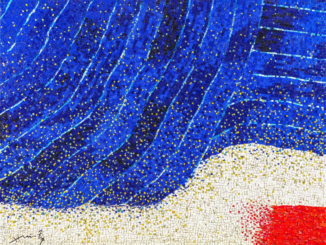 ARTpiece | Hsiao Chin's mosaics