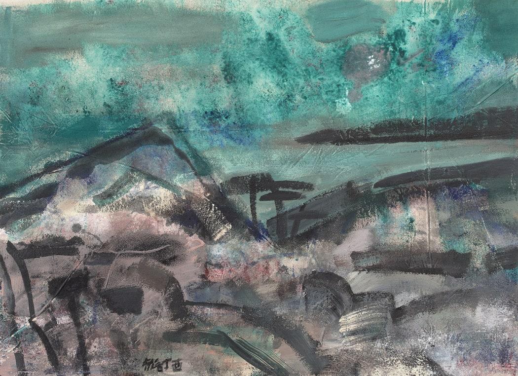 ARTpiece | Wang Jieyin's Green Skies