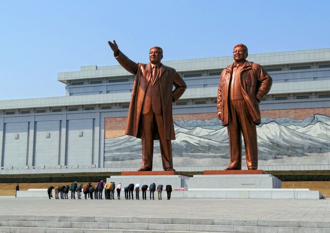 North Korea, Bryan Ferry and totalitarian art