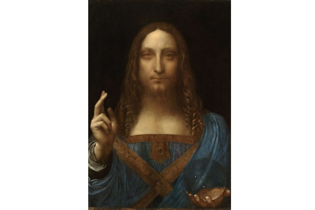 Salvator Mundi - The painting that dare not show its face