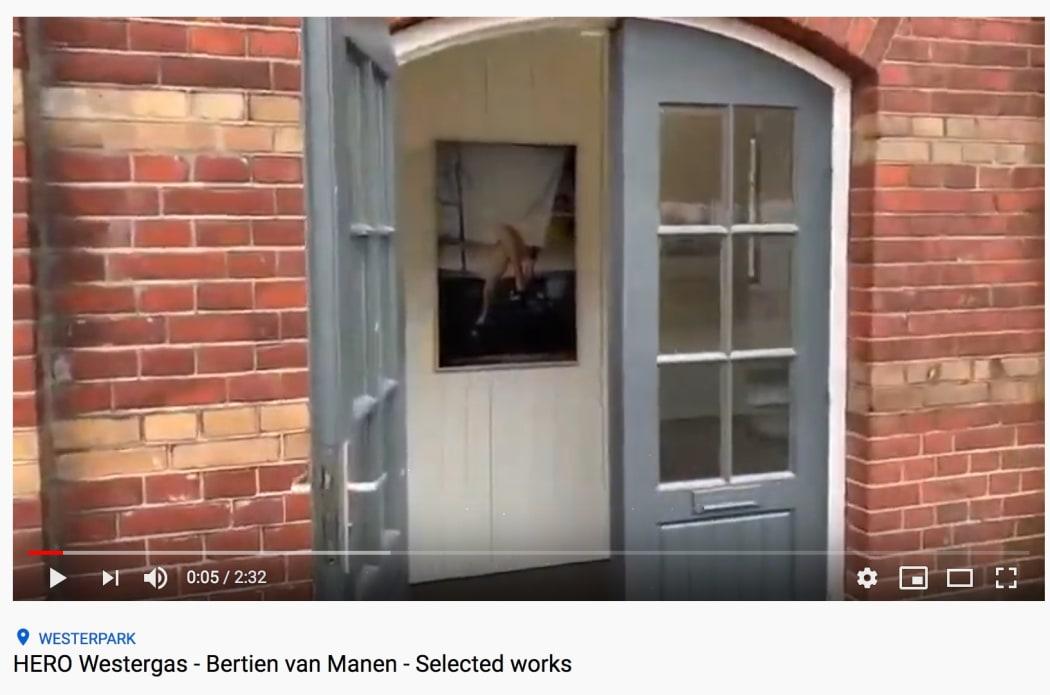 Bertien van Manen at HERO Westergas