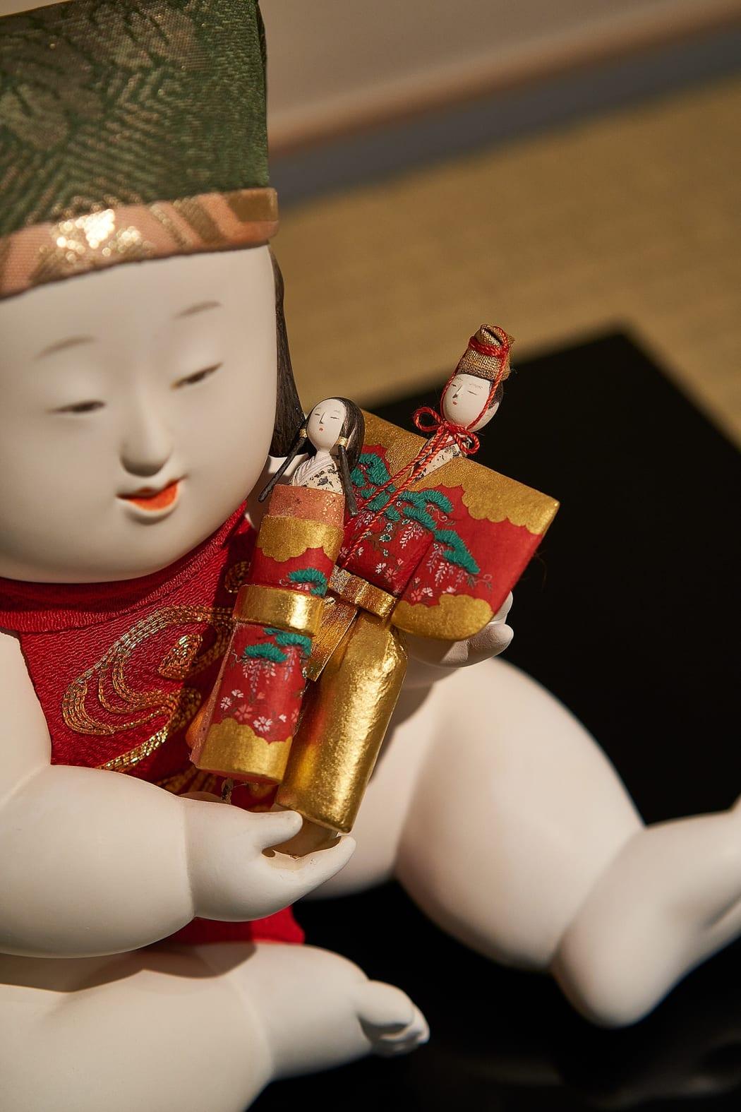 Michiko Fujita, Doll 'Hinamatsuri'