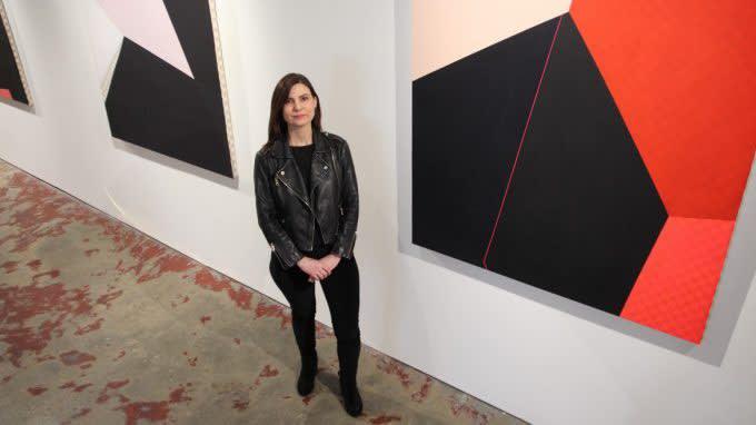AUDREY BARCIO AWARDED POLLOCK KRASNER GRANT