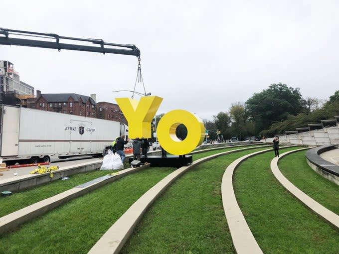 BROOKLYN MUSEUM ACQUIRES DEBORAH KASS'S OY/YO