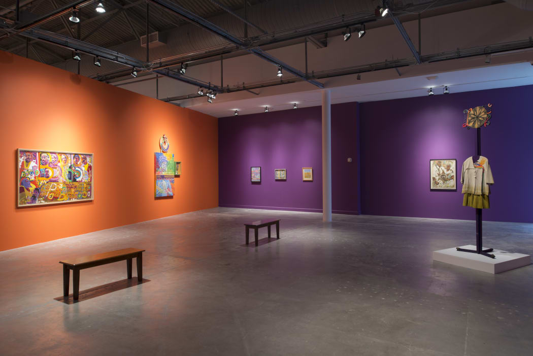 AFRICOBRA AMAZES ART BASEL AUDIENCES WITH NORTH MIAMI MOCA RETROSPECTIVE