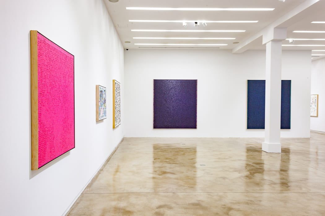 Young-Il Ahn, installation view at Kavi Gupta Gallery