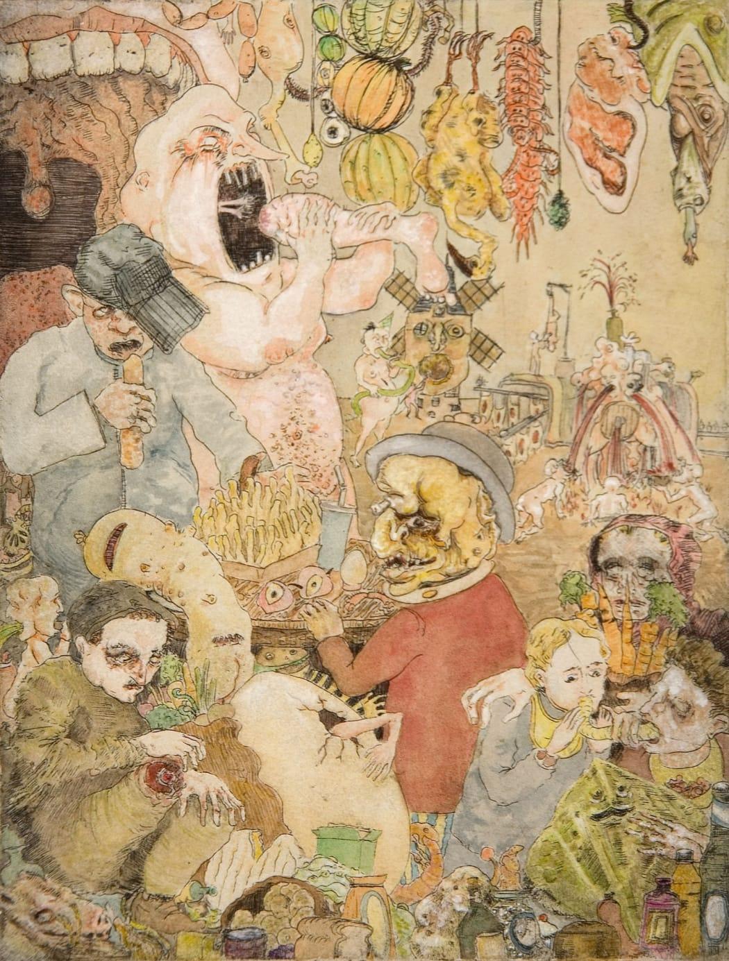The Gourmet's Feast