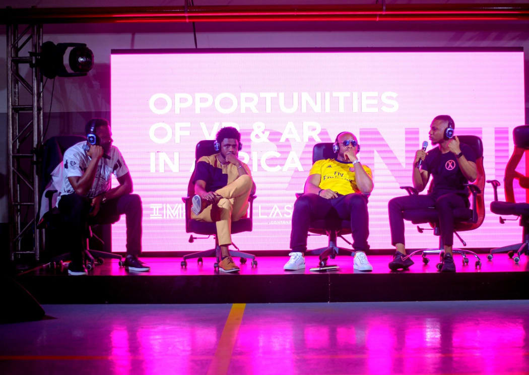 Obinna Okerekeocha - Digital and Beyond.
