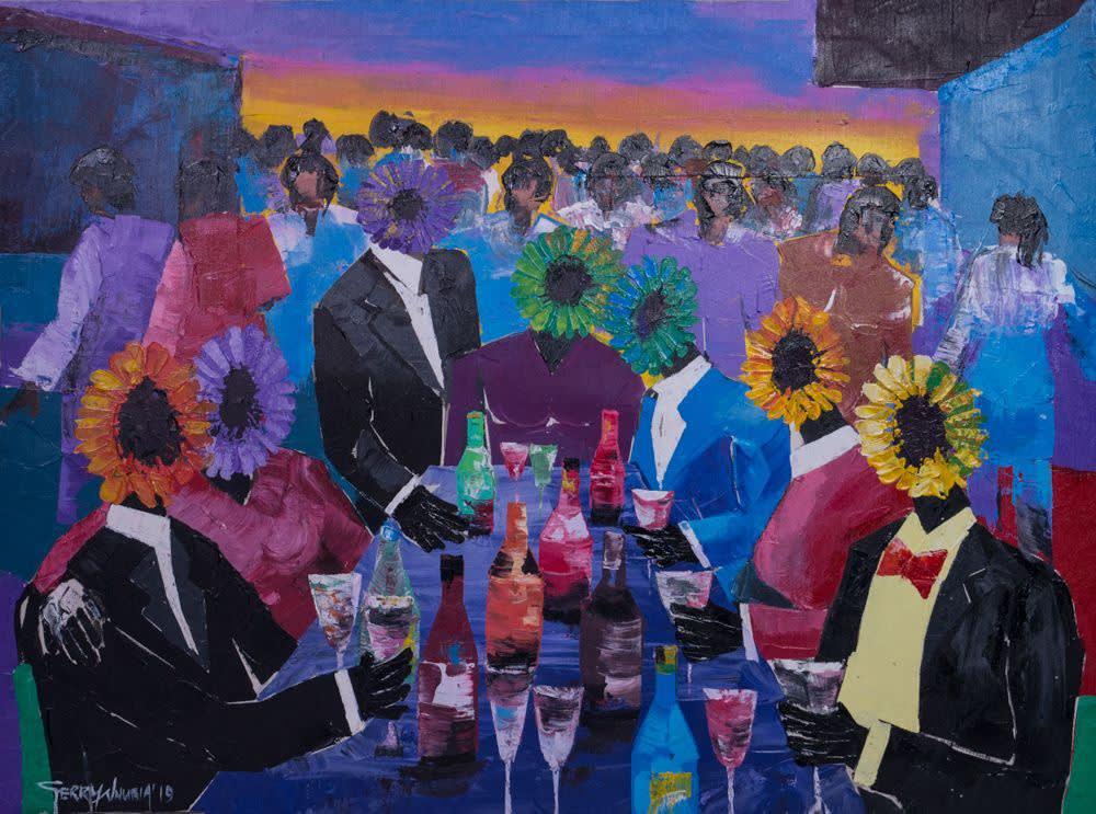 Art Talks with Gerry Nnubia