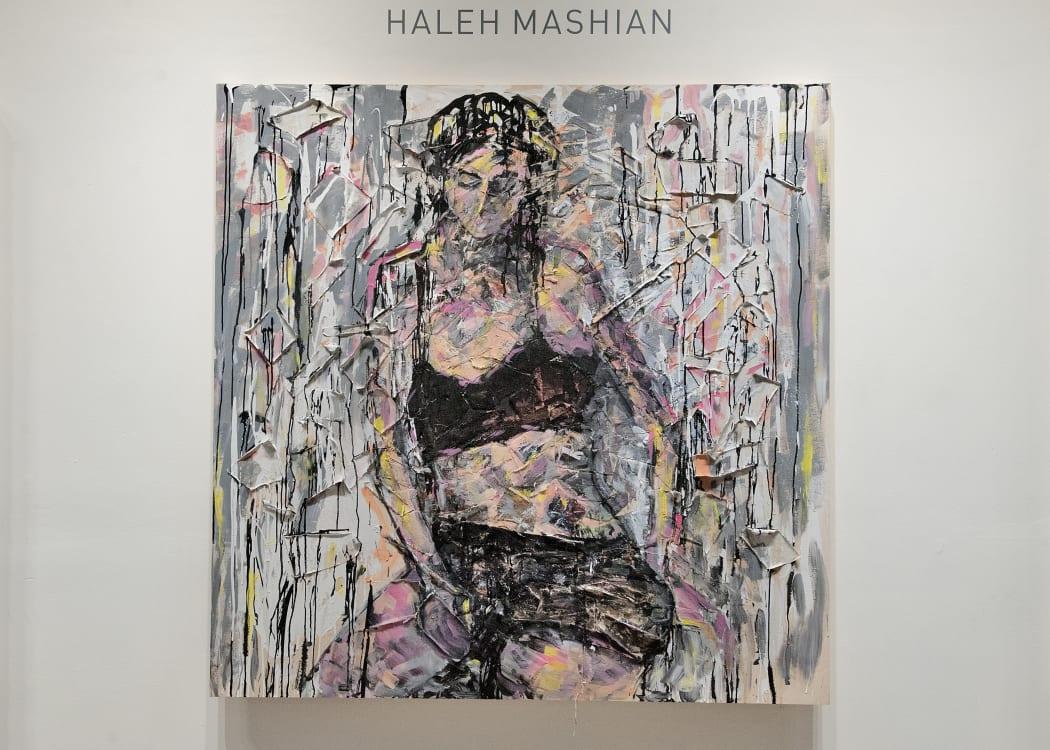 """Femme 8"" by Haleh Mashian"
