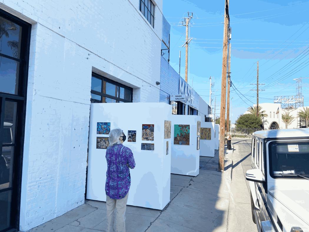 The 99% Exhibition: Outdoor Closing Reception