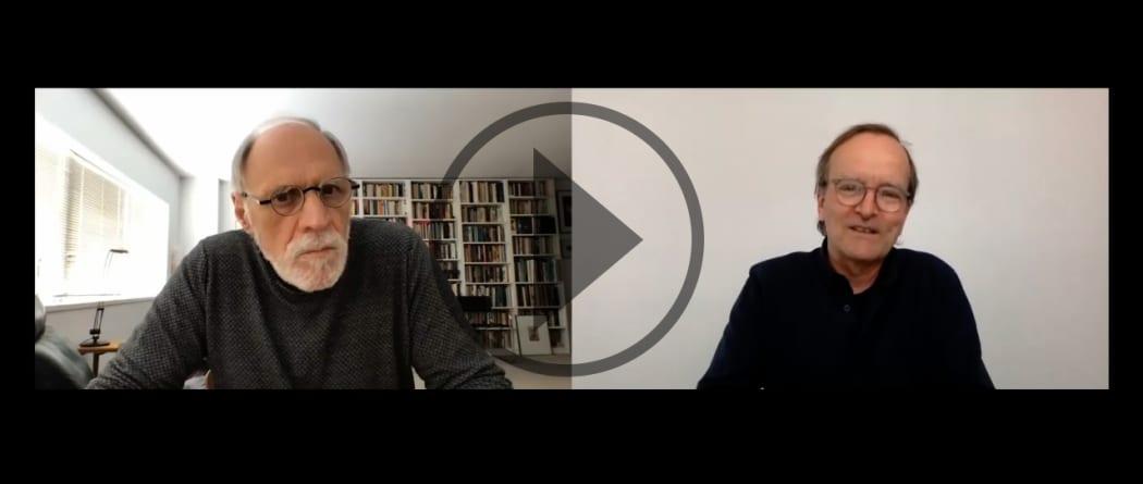JAMES CARL & ROBERT ENRIGHT in conversation