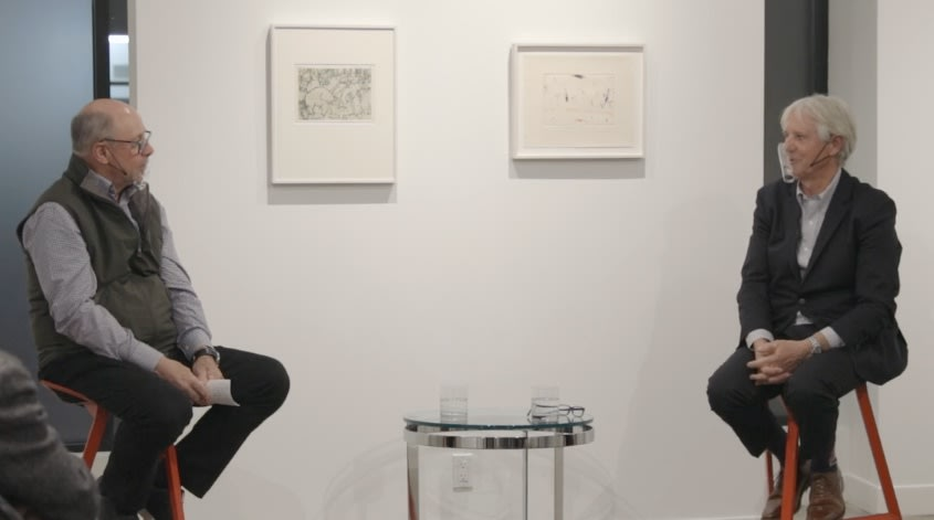 JOHN HARTMAN & DAVID MILNE JR. in conversation
