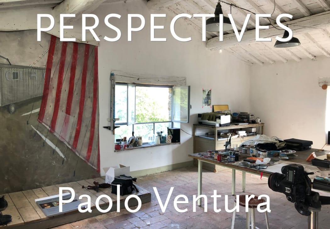PERSPECTIVES: PAOLO VENTURA