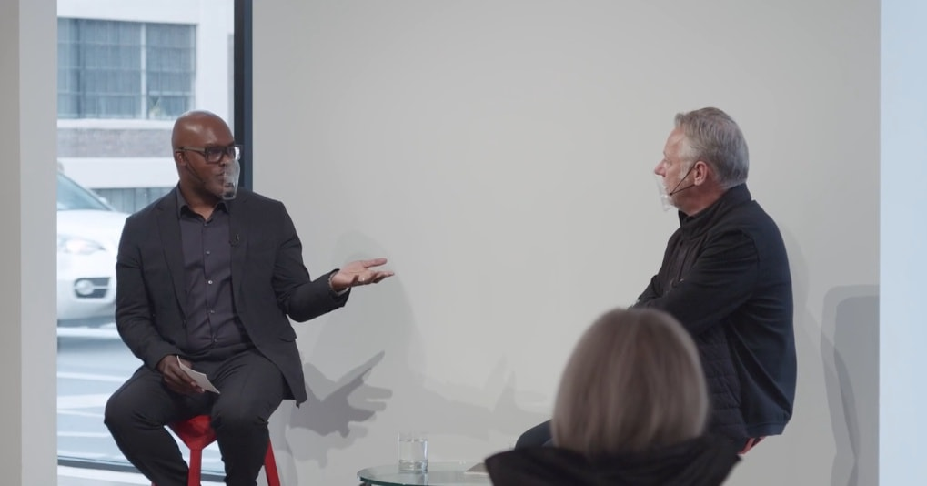 EDWARD BURTYNSKY & CAMERON BAILEY in conversation