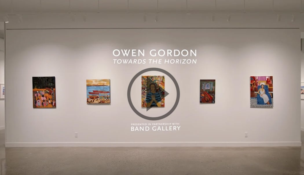 Owen Gordon: Towards the Horizon