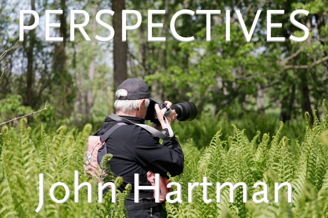 PERSPECTIVES: JOHN HARTMAN