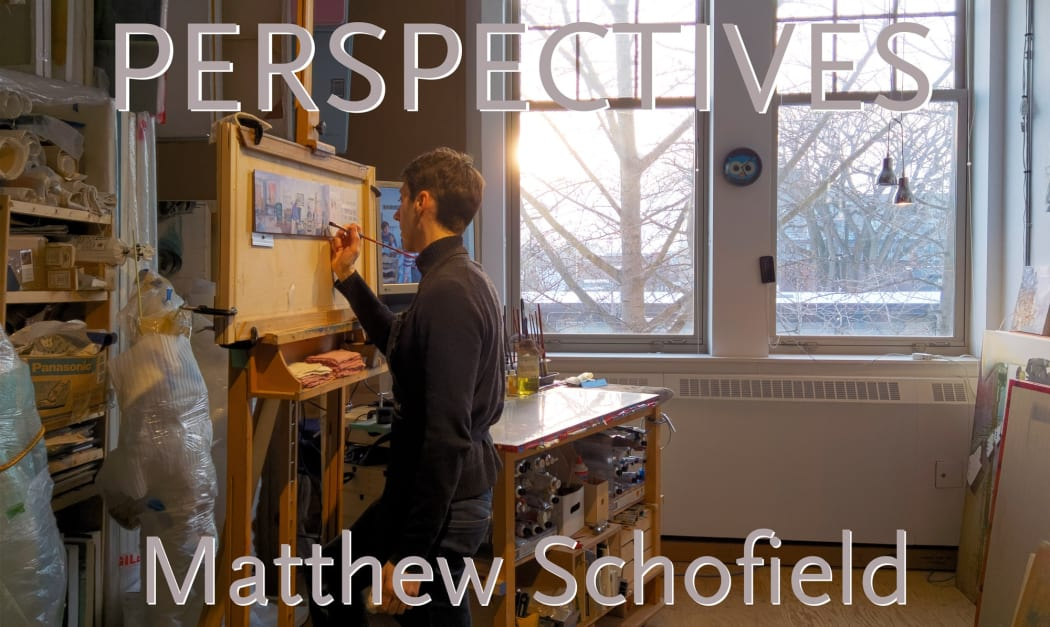 PERSPECTIVES: MATTHEW SCHOFIELD