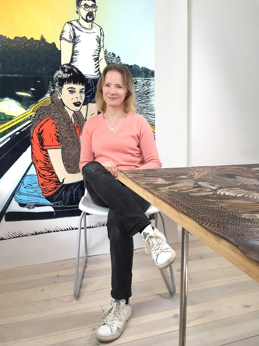 Pia Van Nuland