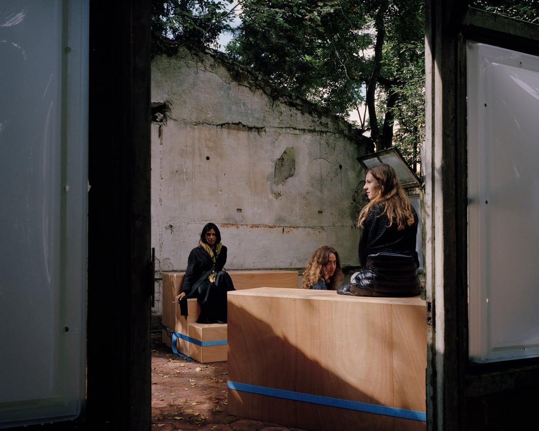 2015: miriam laura leonardi - julia znoj - jacky poloni