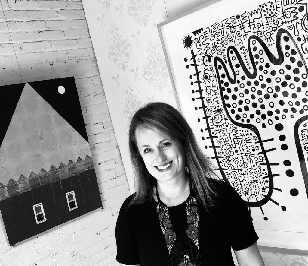 Amy Morton at Morton Fine Art gallery