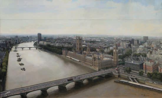 London at Twelve by Kiki Meana