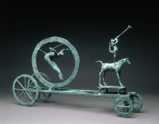 """Still Dreaming Edition 5/12"" - Bronze, 44.5 x 71 x 21 cm"