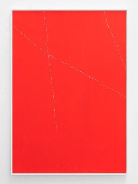 "Tashi Brauen, ""Rissprotokoll VII"", 2019"